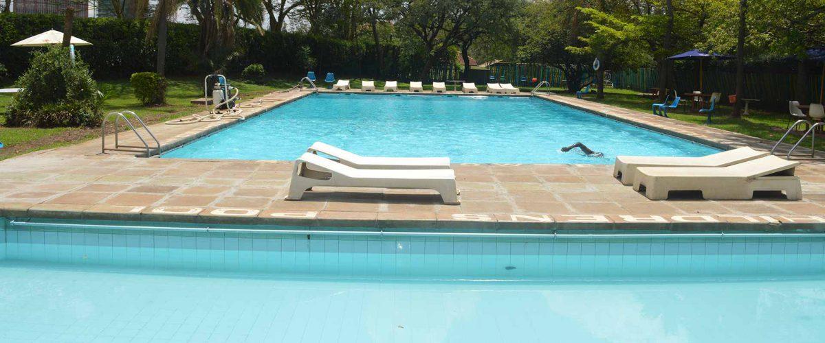 Swimming Pool The Nairobi Club